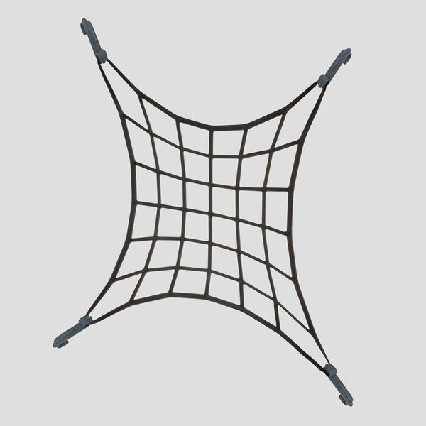 Delta Elasto Net for Bike Mounted Racks