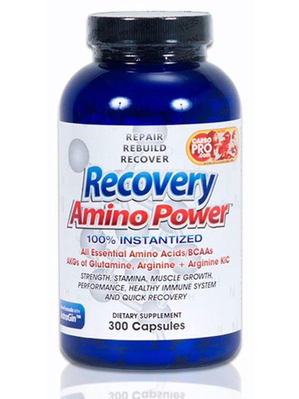 CarboPro Amino Power Recovery, 300 Caps