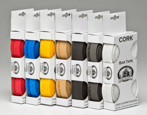 Cork Bar Tape, Assorted colors