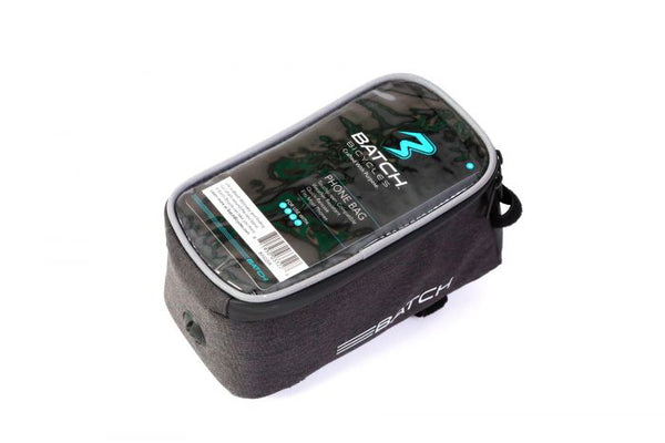Batch Top Tube Phone Bag