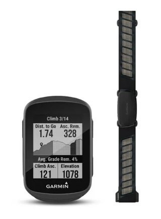 Garmin Edge 130 Plus HRM Bundle (Includes HRM-Dual™)