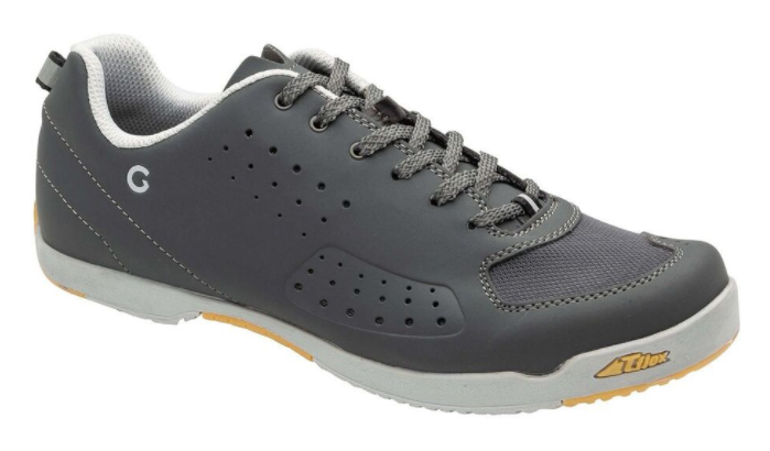LG Urban Road Commute Spin Cycle Shoe Black 46