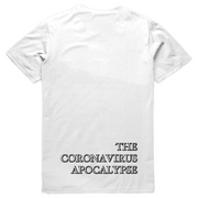 Quarantine & Chill Tee (White/Black)