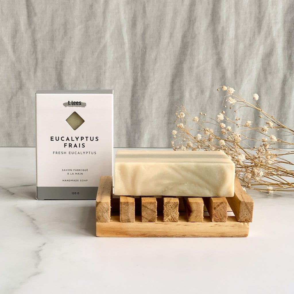 Fresh Eucalyptus soap