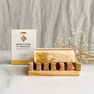 Juniper & Orange soap