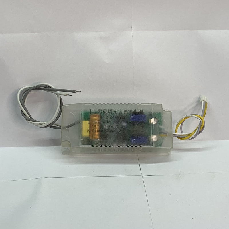 LED DRIVER 12-24WX2 - IR double color לד דרייבר