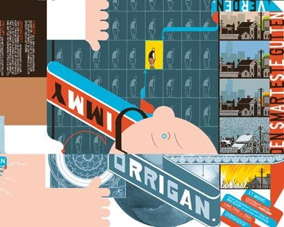Chris Ware: Jimmy Corrigan