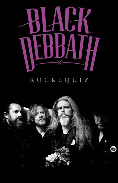 Black Debbath Rockequiz