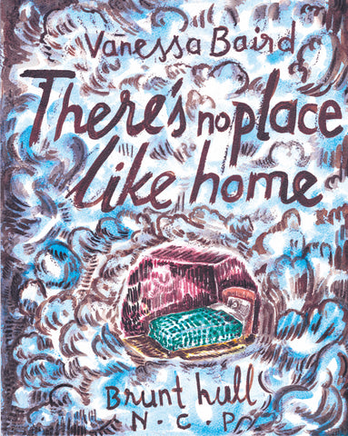 Vanessa Baird: There's no place like home. SIGNERT!
