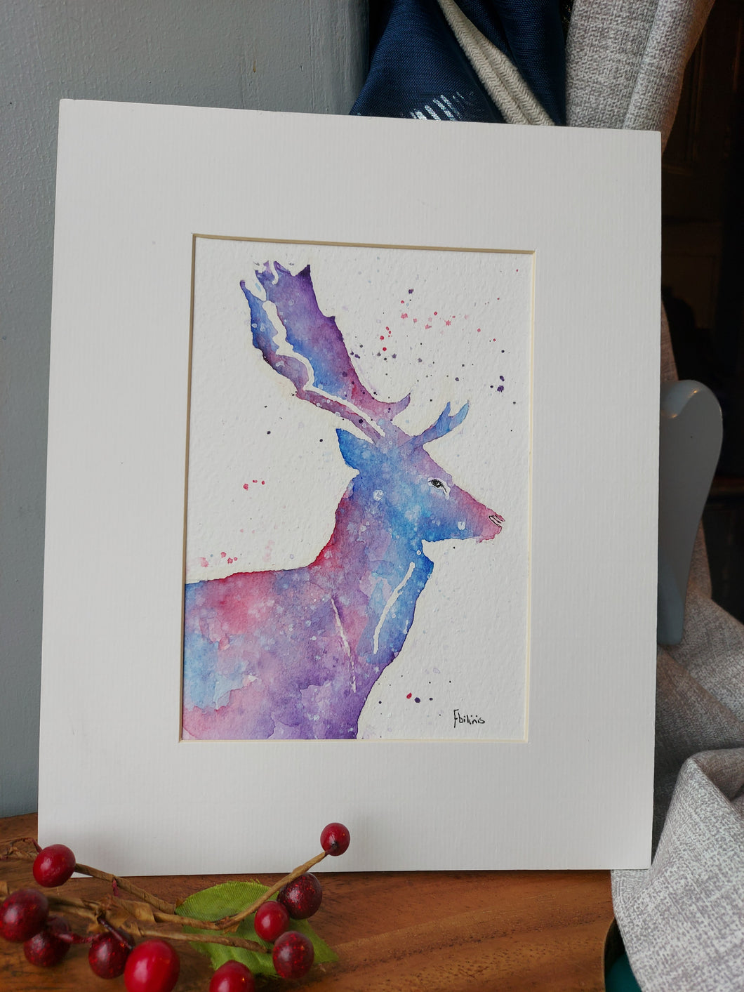 Purple Stag original