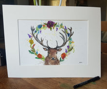 Load image into Gallery viewer, Spring Bloom Stag Original
