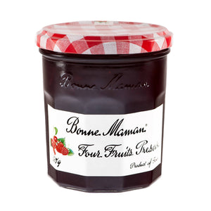 Bonne Maman 4types of fruit (1x370g)