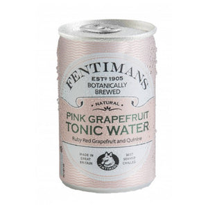 Fentimans Pink Grapefruit Tonic Water plech (24x150ml)