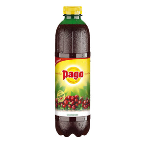 PAGO - Brusinka PET (6x1l)