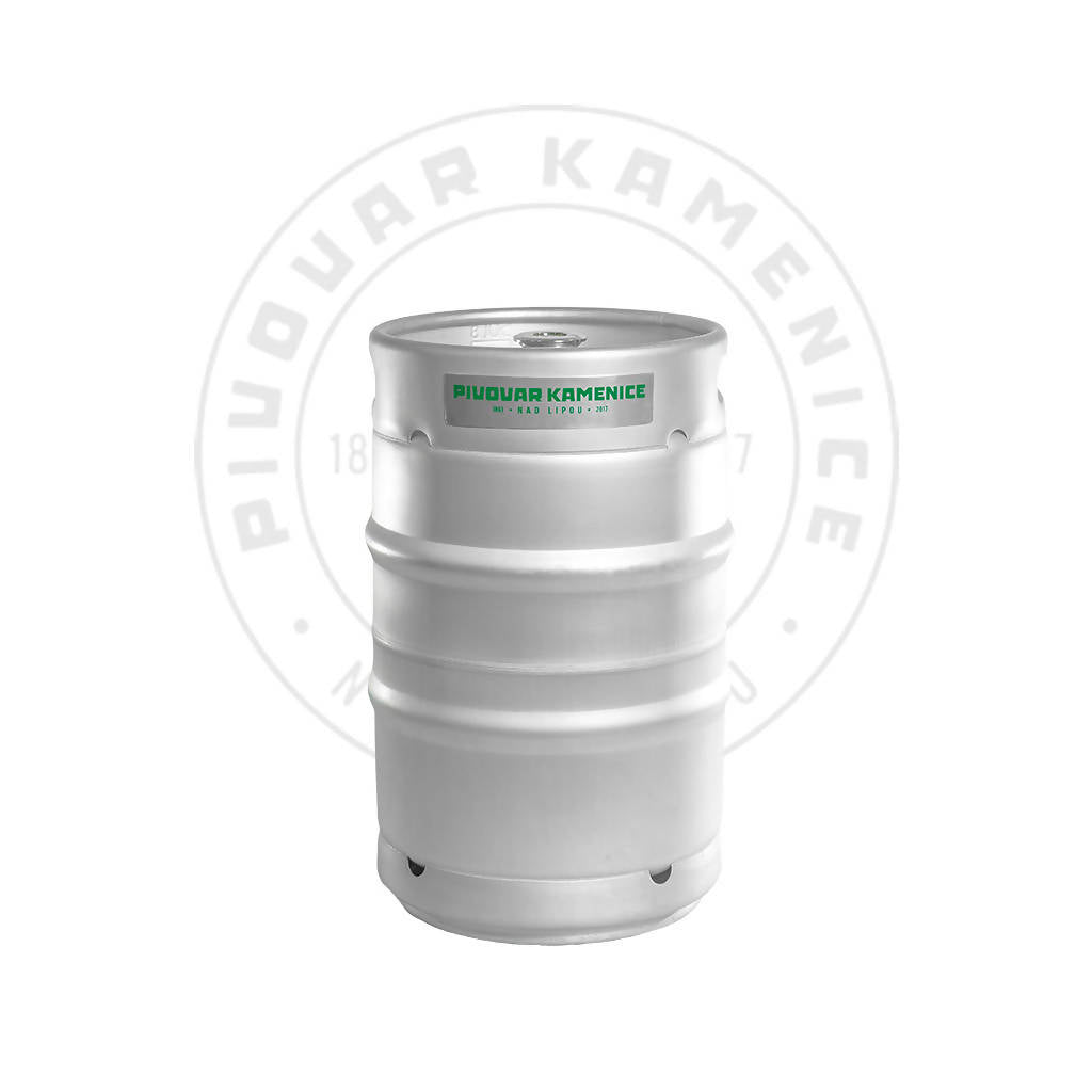 BF&Kamenice stout 11° KEG 50l