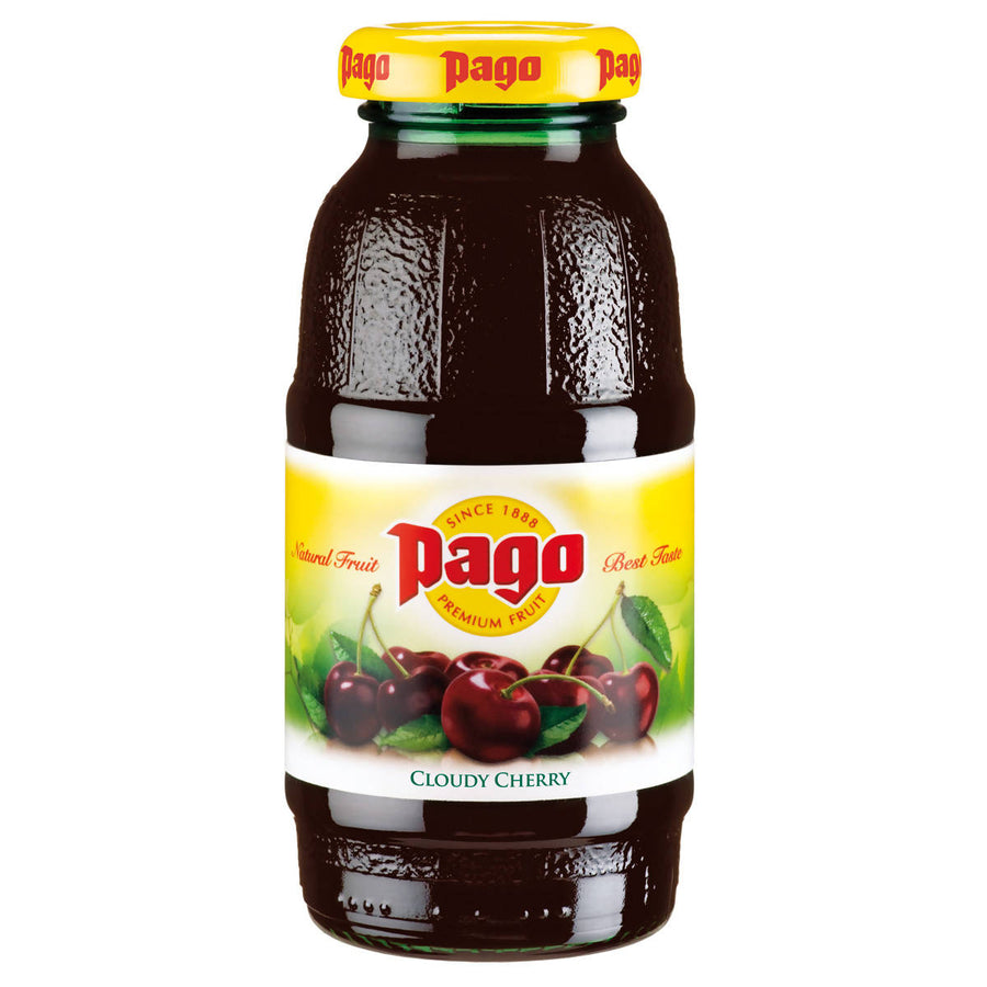PAGO - Cloudy Cherry (24x0,2l)