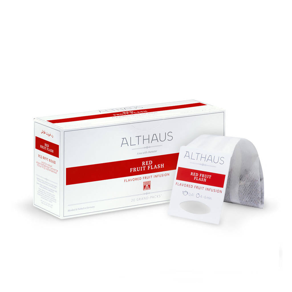 Althaus Red Fruit Flash - Grand Pack (20x4g)