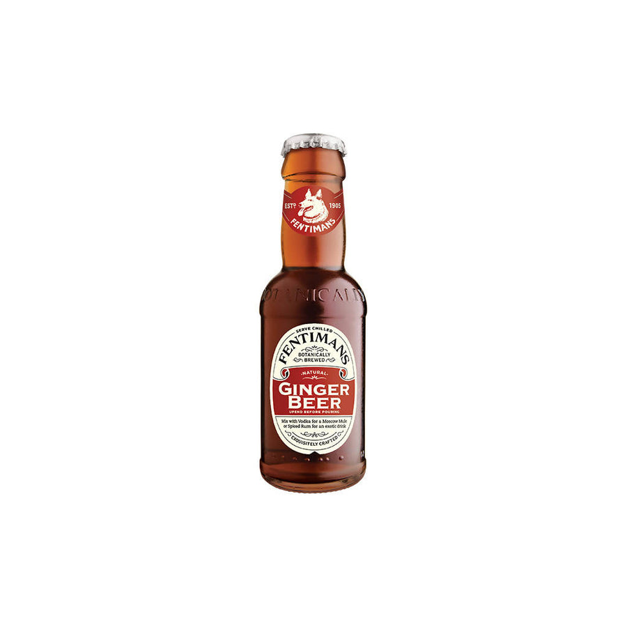 Fentimans Ginger Beer (24x125ml)