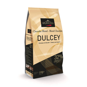 Valrhona Feves Dulcey 32% - blond (1x3kg)