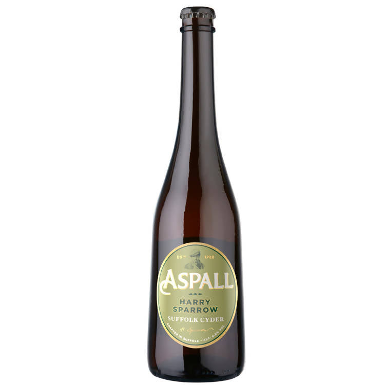 Aspall Harry Sparrow Cyder (12x0,5l)