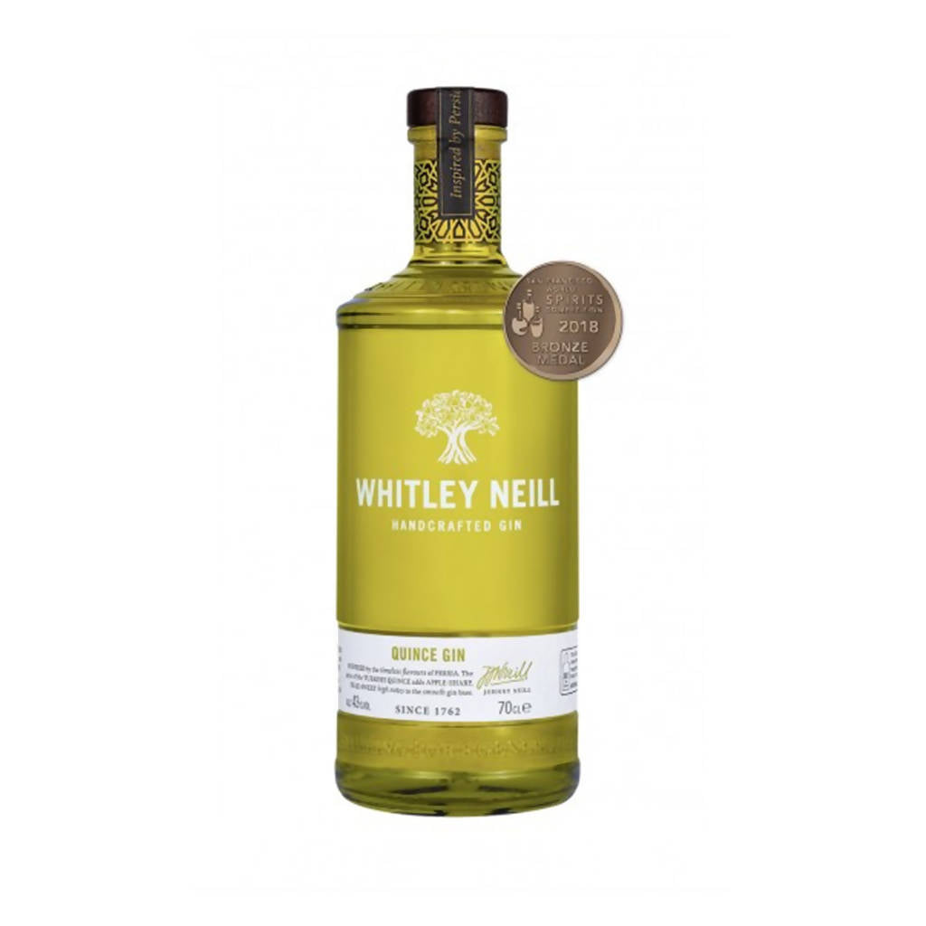 Whitley Neill Quince gin (1x0,7l)