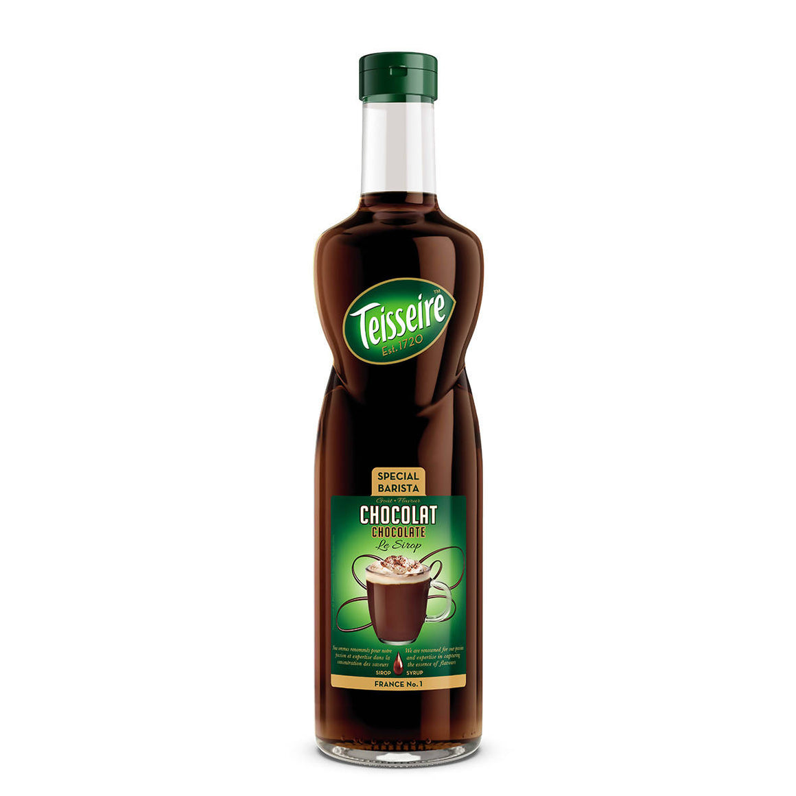 Teisseire chocolate sklo (1x0,7l)
