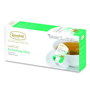 Ronnefeldt LeafCup Refreshing Mint (15x1.4g)