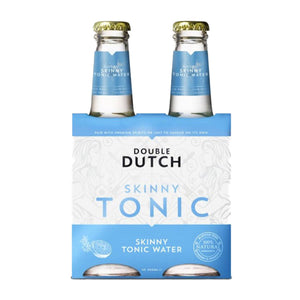 Double Dutch Skinny Tonic Water pack (4x0,2l)