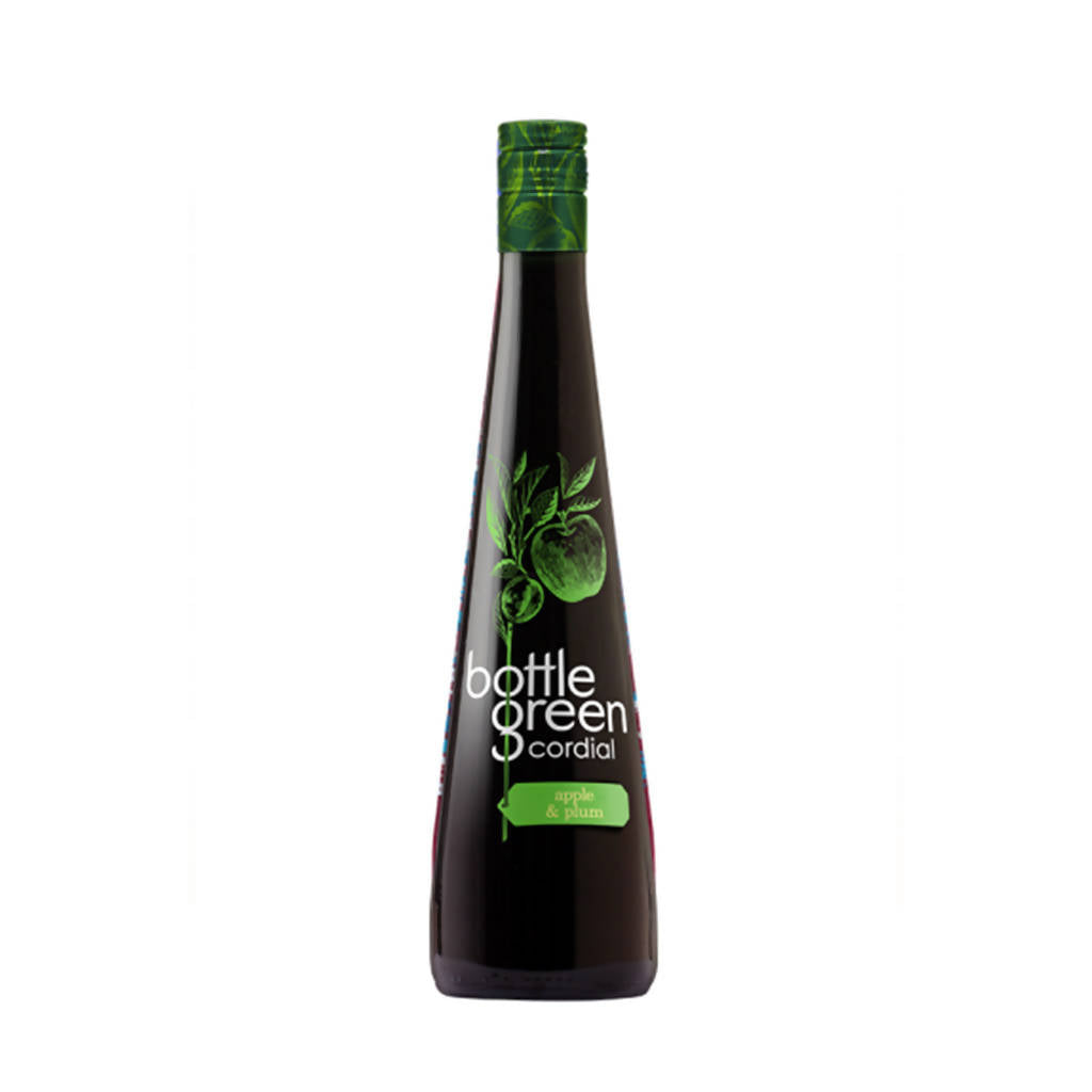 Bottlegreen Cordial Apple & Plum sirup (1x0,5l)