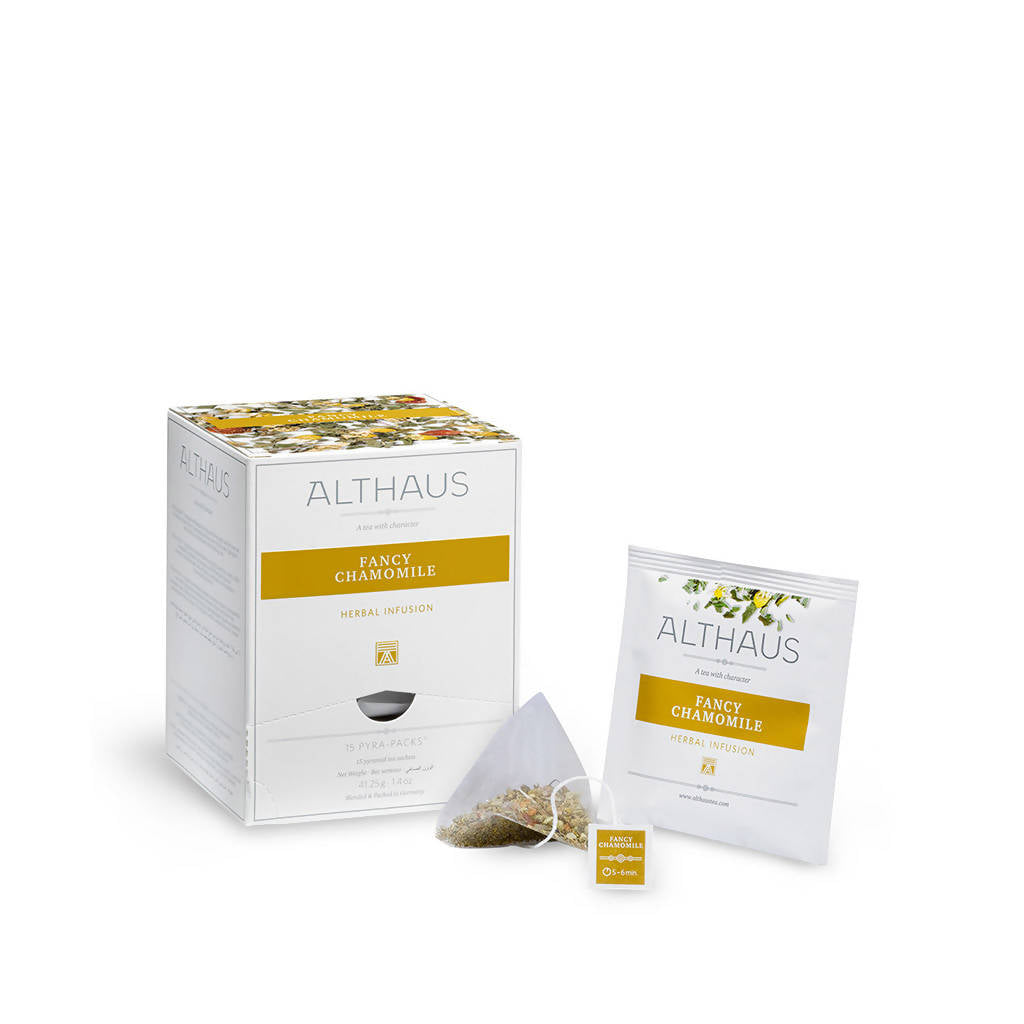 Althaus Fancy Chamomile - Pyra Pack (15x2,75g)