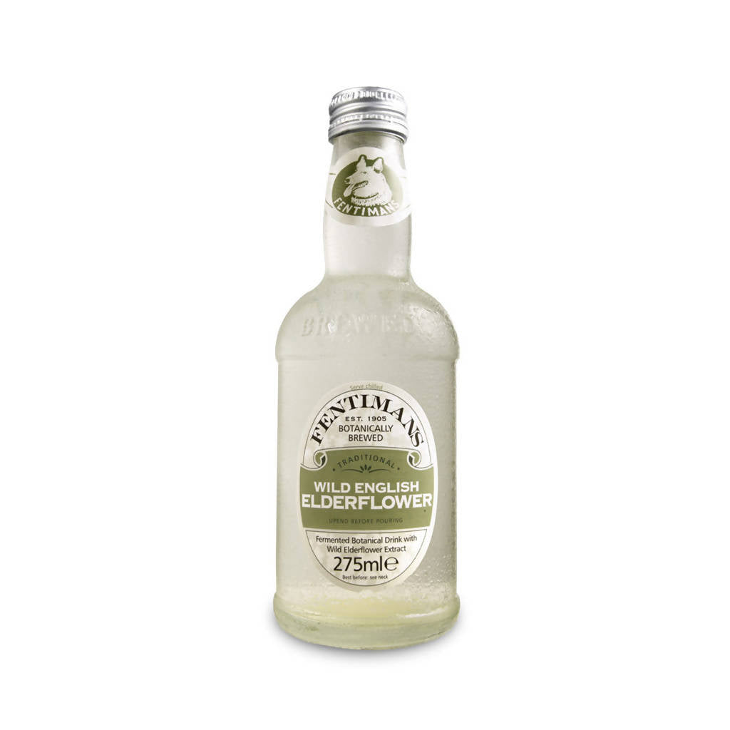 Fentimans Elderflower (12x275ml)