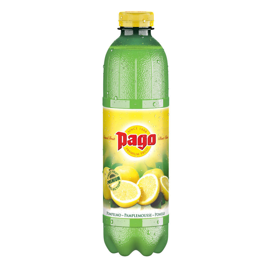 PAGO - Grapefruit PET (6x1l)