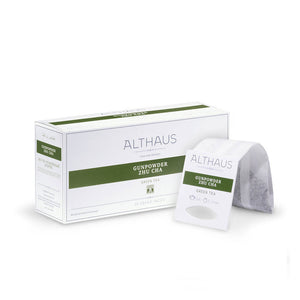 Althaus Gunpowder Zhu Cha - Grand Pack (20x4g)