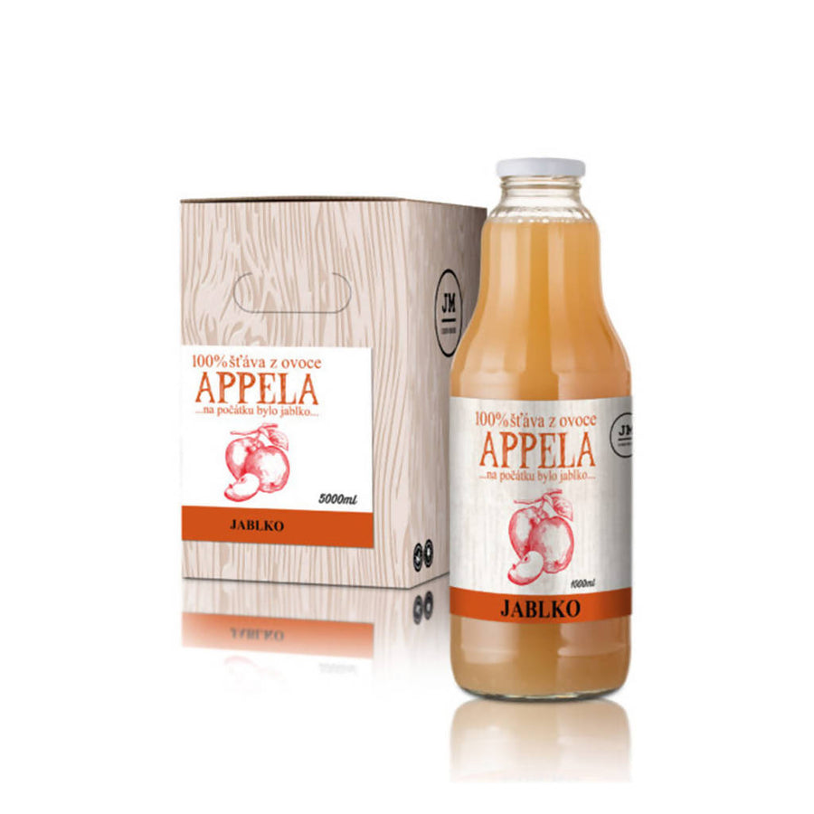 Appela - 100% jablko Bag-in-Box (1x5l)