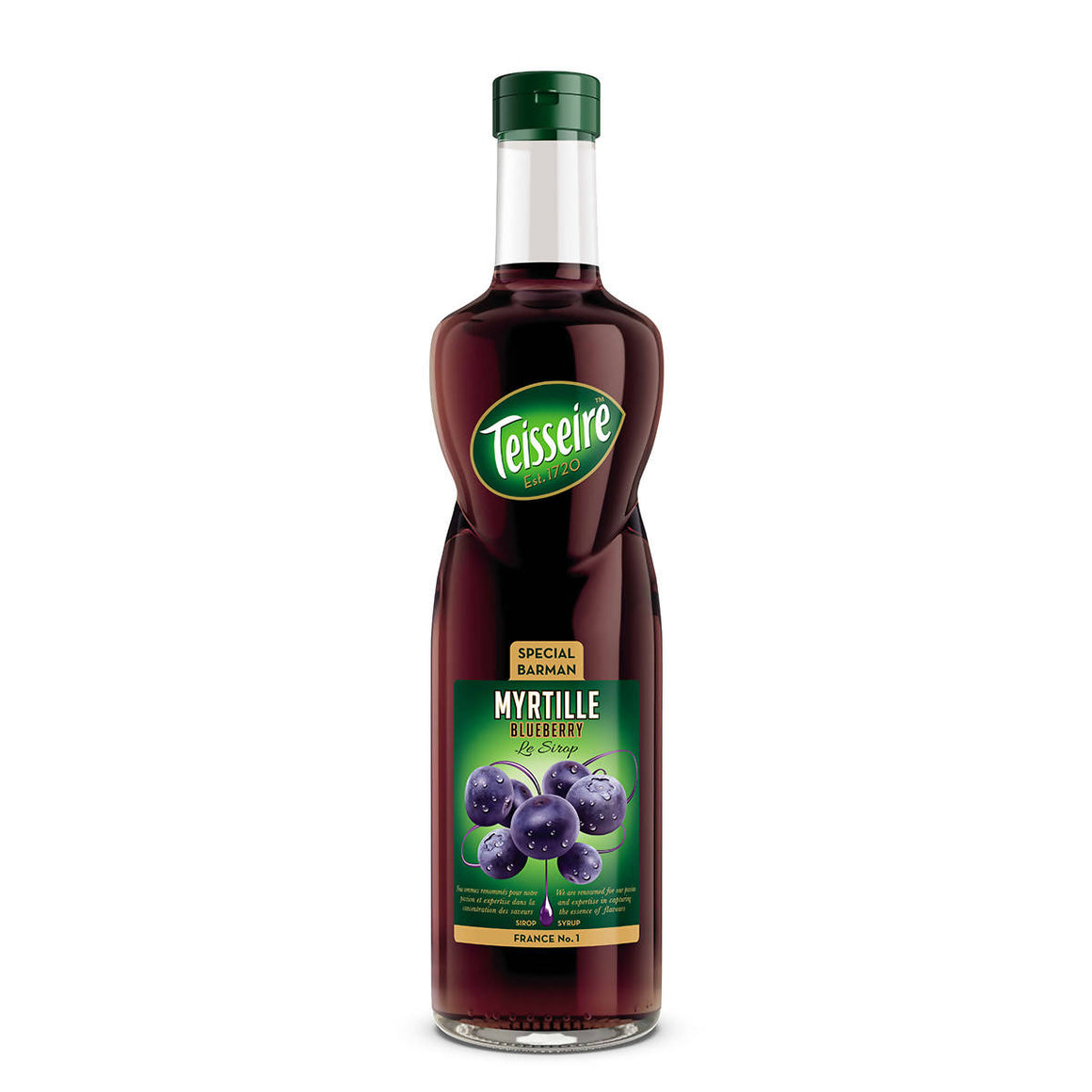Teisseire blueberry (1x0,7l)