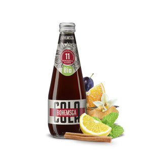 BOHEMSCA BIO COLA (12x330ml)