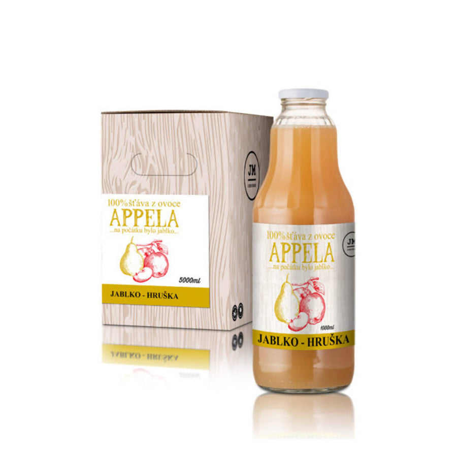 Appela - Jablko-Hruška Bag-in-Box (1x5l)