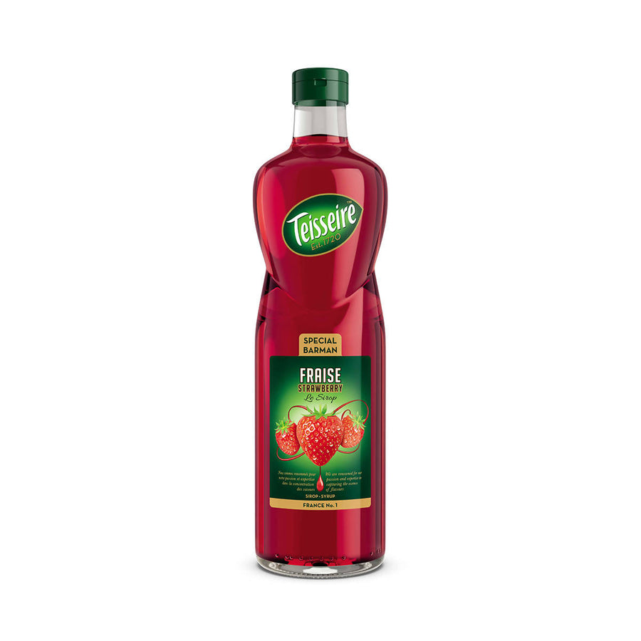Teisseire strawberry (1x1l)
