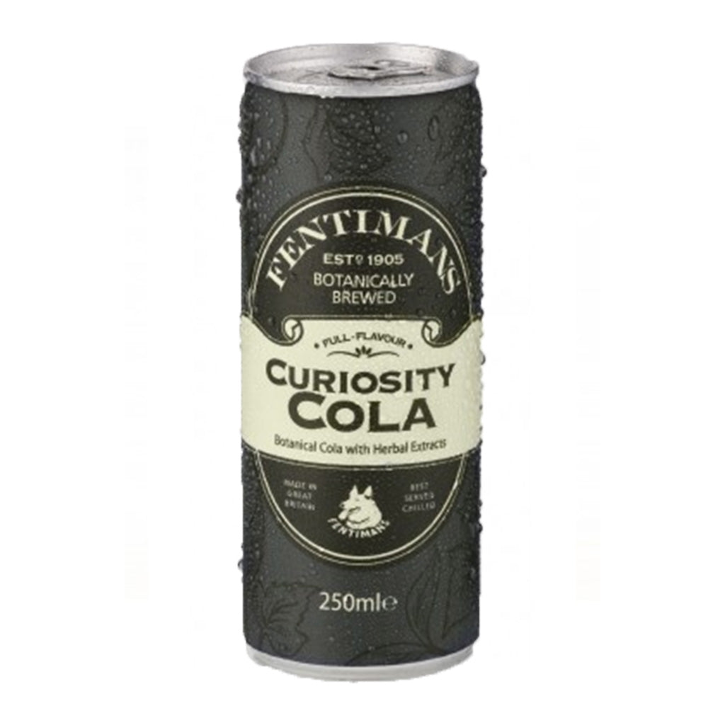 Fentimans Curiosity Cola plech (24x250ml)
