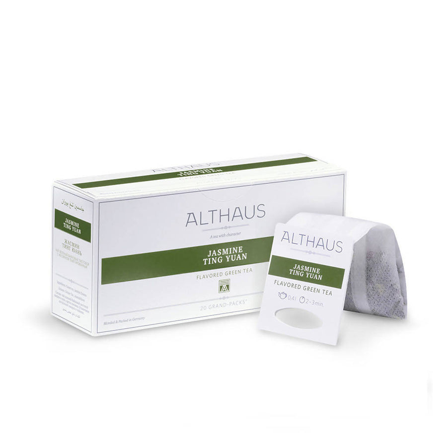 Althaus Jasmine Ting Yuan - Grand Pack (20x4g)