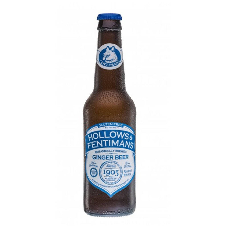 Fentimans Hollows Alcoholic Ginger Beer (12x330ml)
