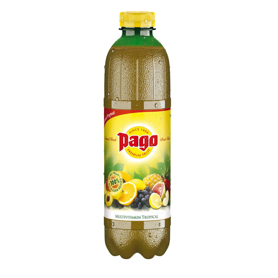 PAGO - Multivitamin PET (6x1l)