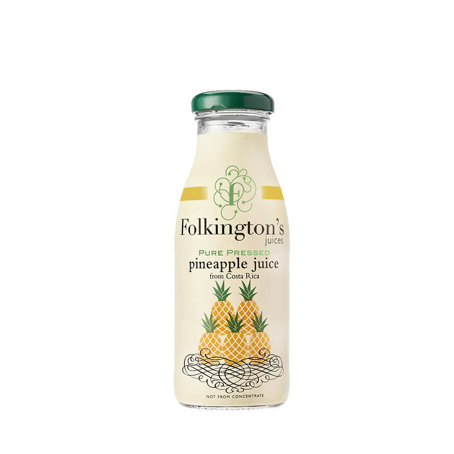 Folkington´s Pineapple Juice (1x0,25l)