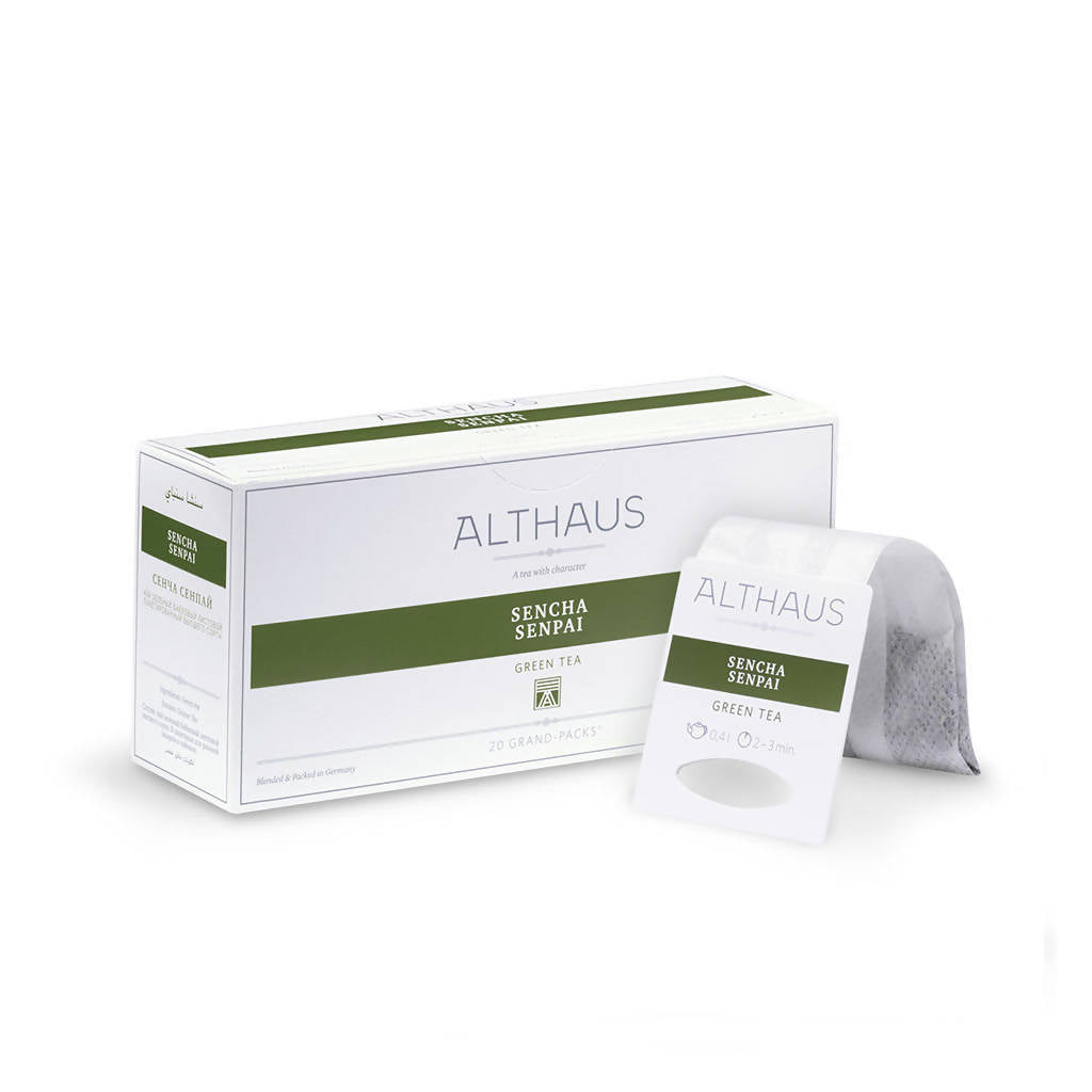 Althaus Sencha Senpai - Grand Pack (20x4g)