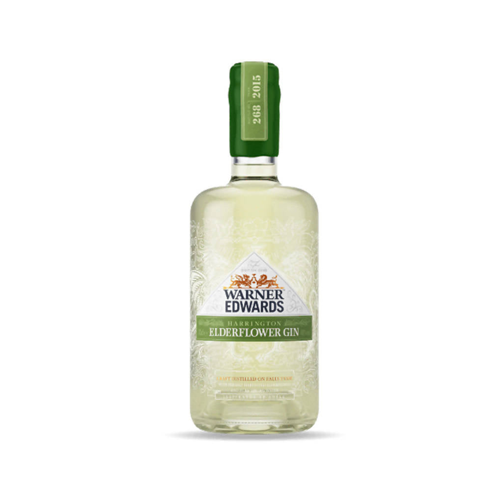 WARNERS Elderflower gin (1x0,7l)