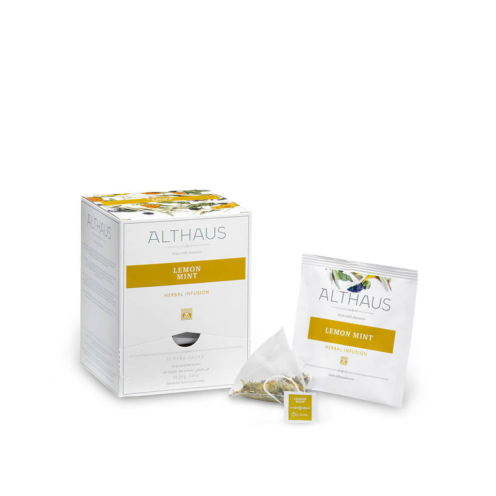 Althaus Lemon Mint - Pyra Pack (15x2,75g)