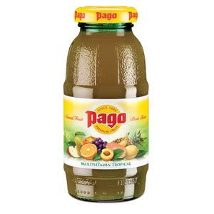 PAGO - Multivitamin Gold (24x0,2l)