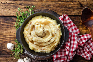 Garden Mashed Potatoes baby food