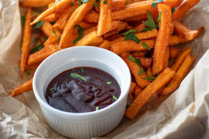 Air Fryer Carrot French Fries