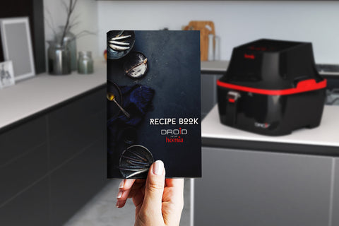 droid recipe book